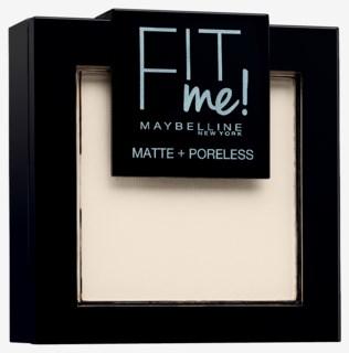 Fit Me Matte & Poreless Powder 100 Warm Ivory