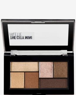 The City Mini Palette Eye shadow 400 Rooftop Bronzes