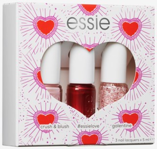 Valentine's Day Nail Polish Kit