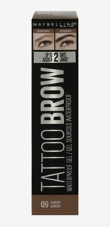 Tattoo Brow Waterproof Gel 9 Auburn