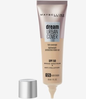 Dream Urban Cover Foundation 126 Nude Beige