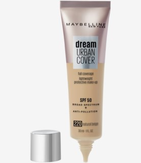 Dream Urban Cover Foundation 220 Natural Beige