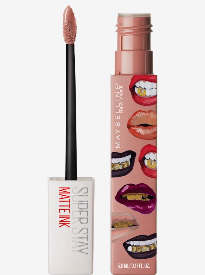 Studio Matte Ink Ashley Longshore Lipstick 5Loyalist