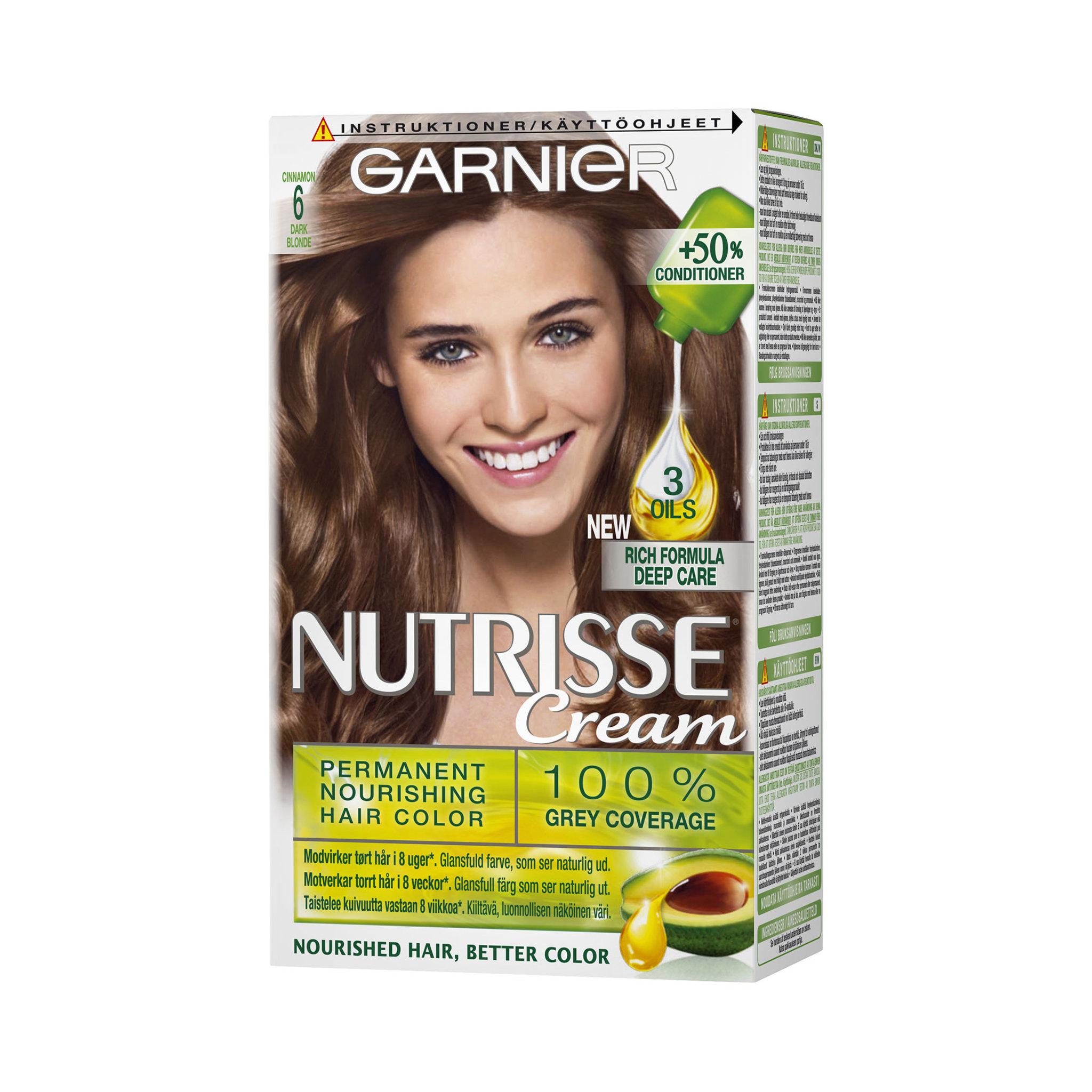 Nutrisse Cream Nivå 3 6.0Cinnamon