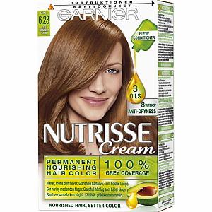 Nutrisse Cream Nivå 3 6.23 Deep Golden Dark Blonde