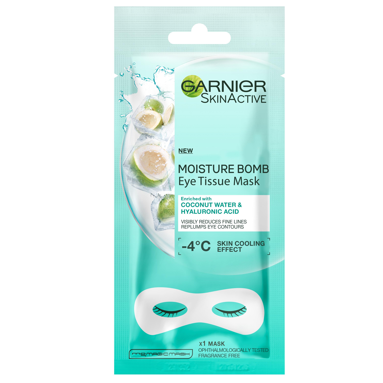 Eye Tissue Facial Mask Coconut