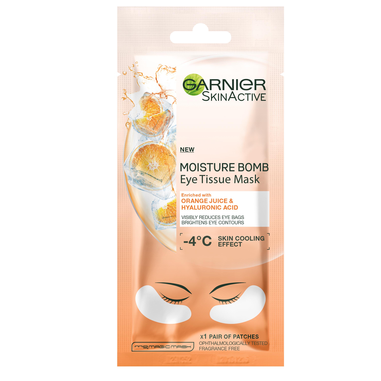Moisture Bomb Eye Tissue Mask