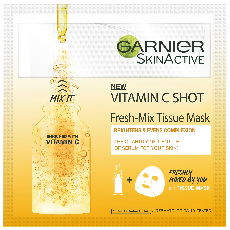 Vitamin C Shot Fresh-Mix Tissue Mask
