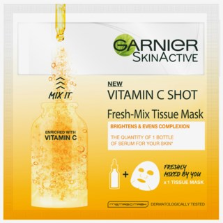 Vitamin C Shot Fresh-Mix Tissue Mask