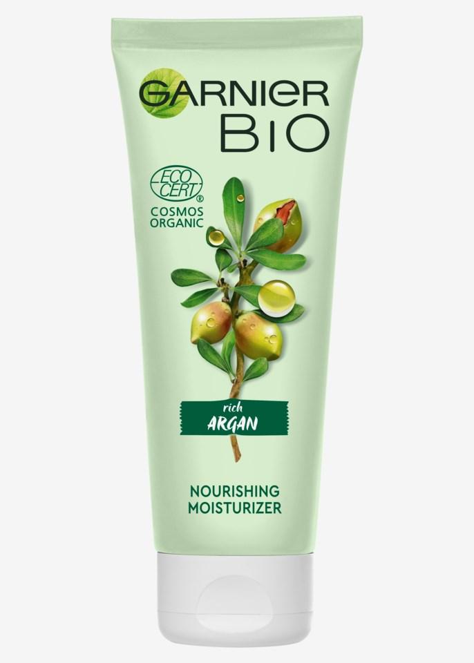 BIO Argan Nourishing Moisturizer 50ml