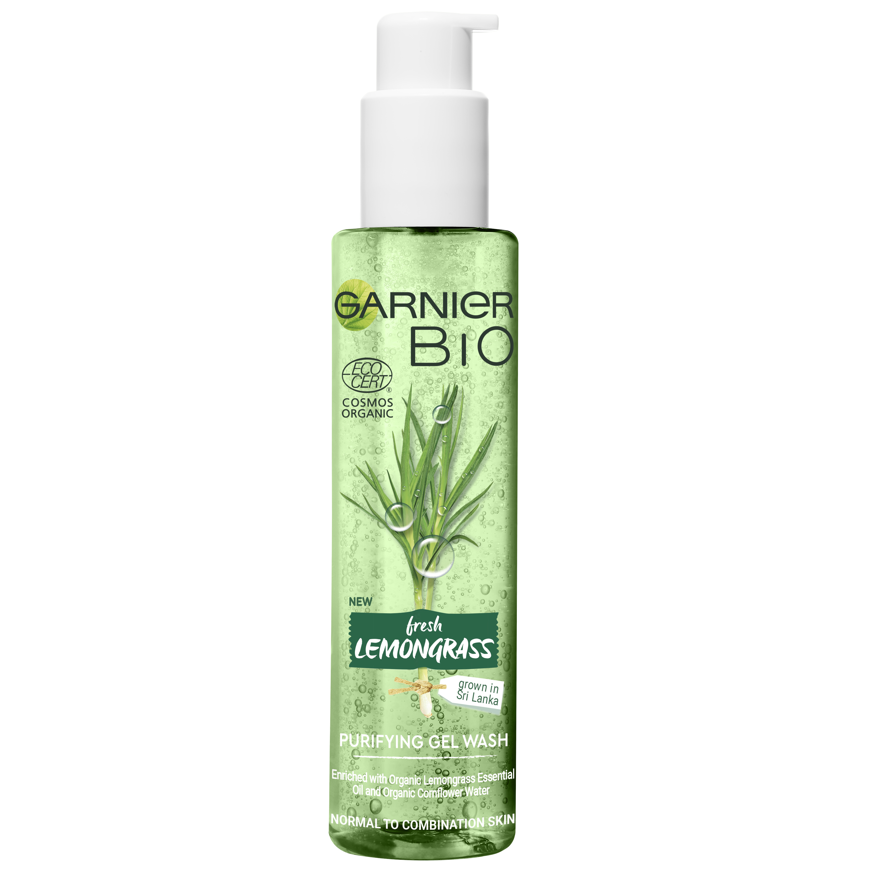 Bio Fresh Lemongrass Purifying Gel Wash 150ml
