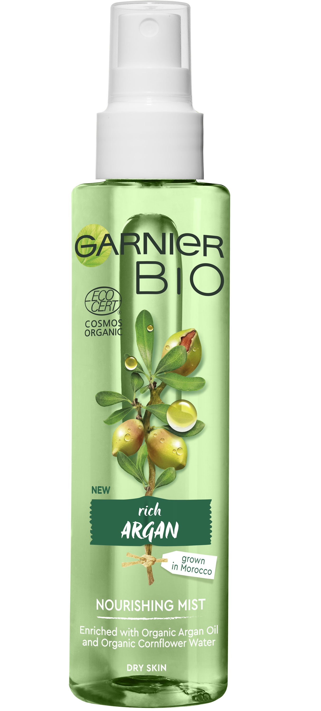 Bio Face Cleansing Gel Argan Caring Mist
