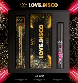 Love Lust Disco Palette Gift Box