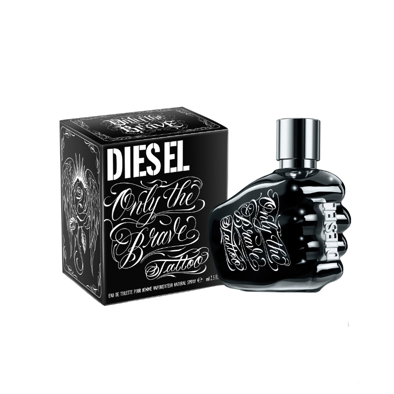 Only The Brave Tattoo EdT