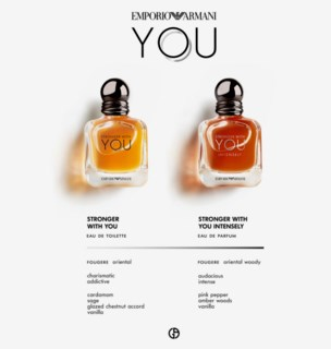 Stronger With You EdT 50 ml