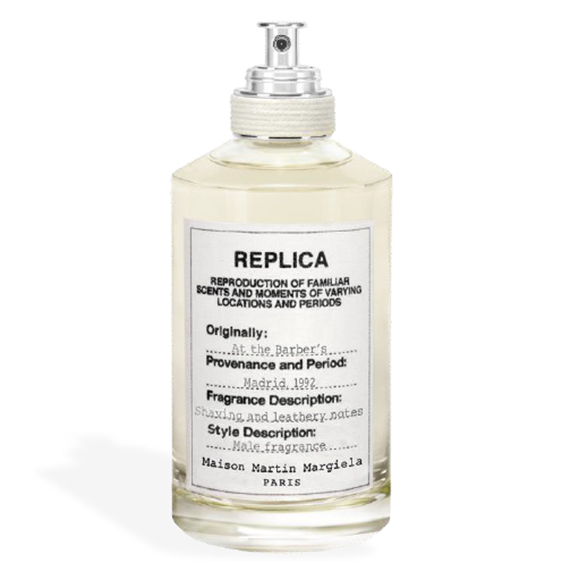 Replica At the Barbershop EdT 100ml