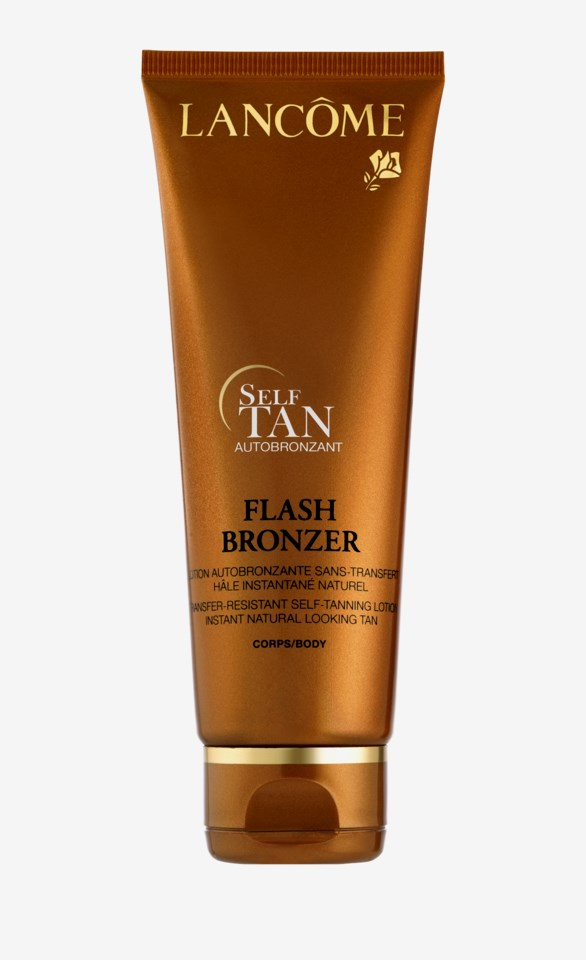 Flash Bronzer Self-Tanning Lotion Body