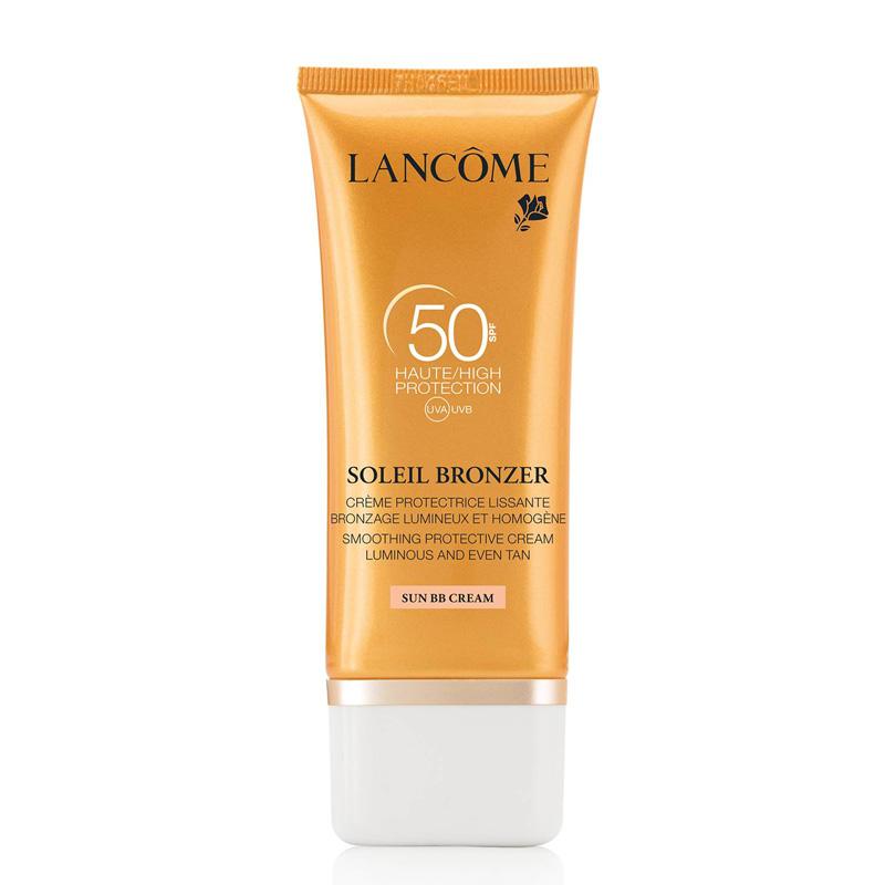 Soleil Bronzer Smoothing Protective Cream Sun BB Cream SPF 50