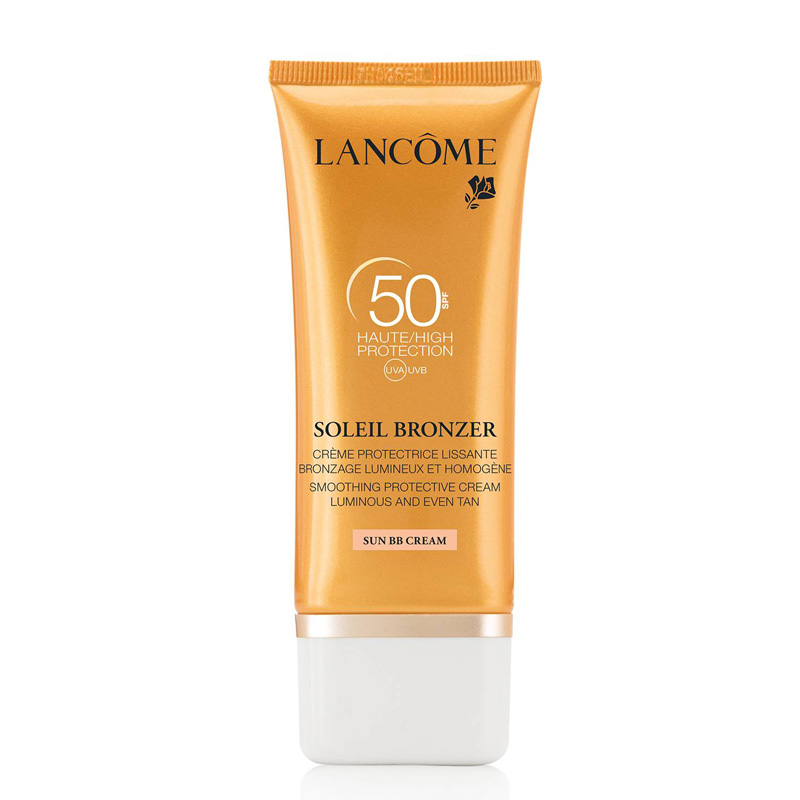 Soleil Bronzer Smoothing Protective Cream Sun BB Cream SPF 50 50 ml