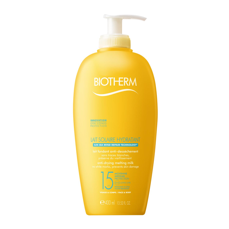 Lait Solaire Sunscreen SPF 15 400ml