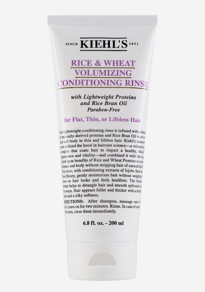 Rice & Wheat  Volumizing Conditioner 200 ml