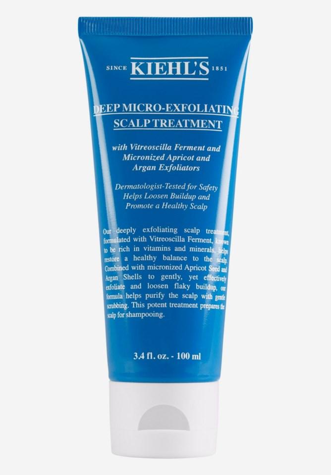 Anti Dandruff Deep Micro-Exfoliating Scalp Treatment 100ml