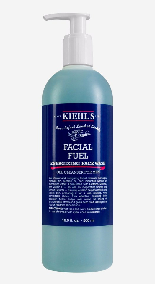 Facial Fuel Energizing Face Wash 500 ml