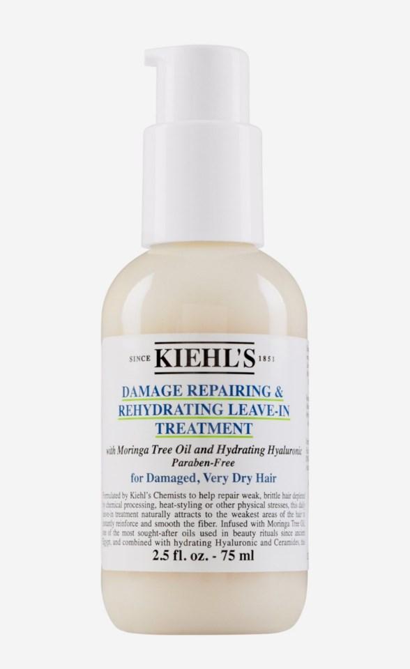 Damage Repairing & Rehydrating Leave-In Serum 75ml