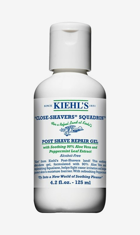 Post-Shave Repair Gel