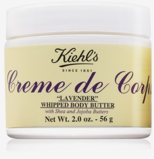 Creme De Corps Whipped Body Butter Lavender Limited Edition 60 ml