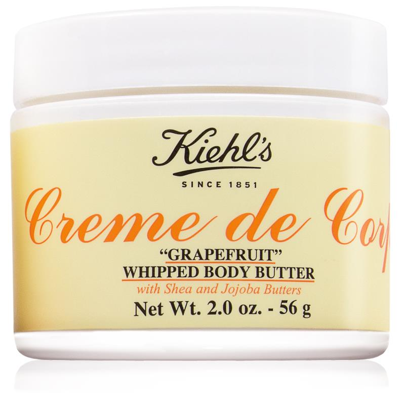 Limited Edition Creme de Corps Whipped Body Butter Grapefruit