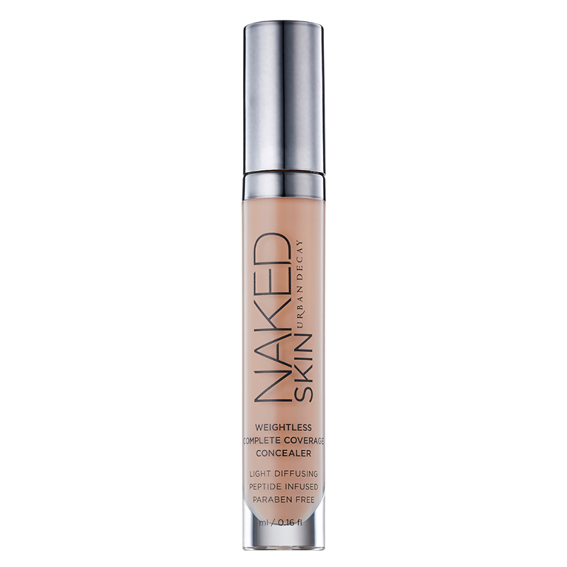 Naked Skin Weightless Complete Coverage Concealer Light Warm