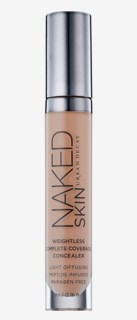 Naked Skin Weightless Complete Coverage Concealer Light Warm