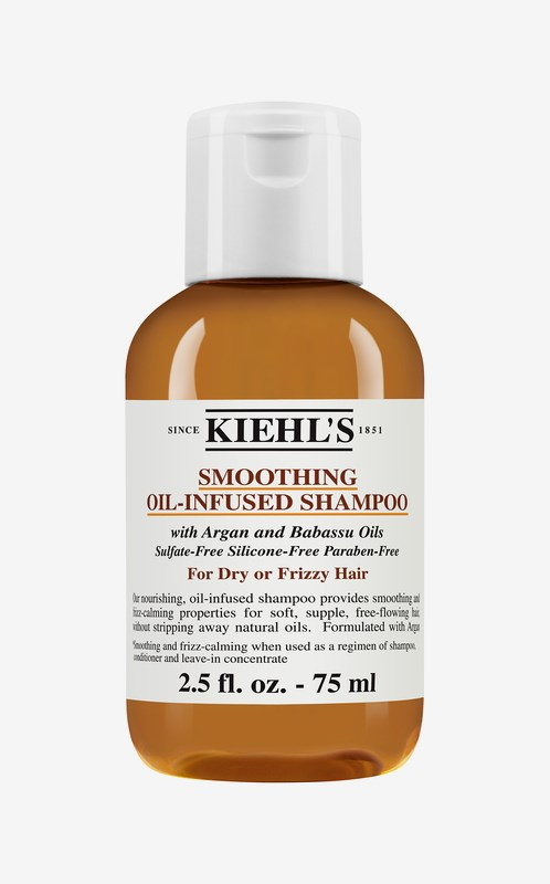 Smoothing Oil Infused Shampoo 75 ml