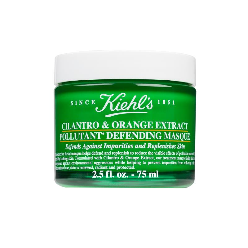 Cilantro & Orange Extract Pollitant Purifiying Face Masque