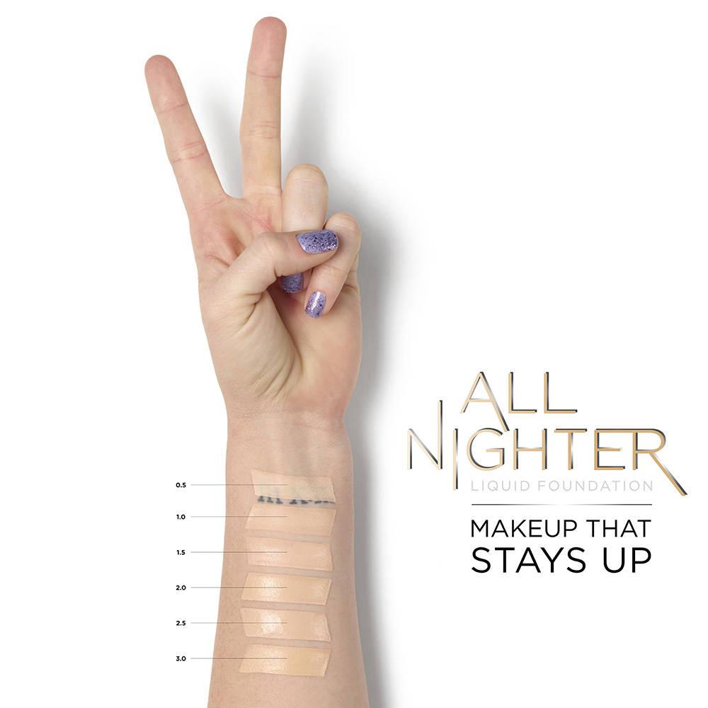 All Nighter Liquid Foundation 0.5