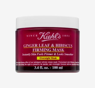 Ginger Leaf & Hibiscus Overnight Firming Mask 100 ml