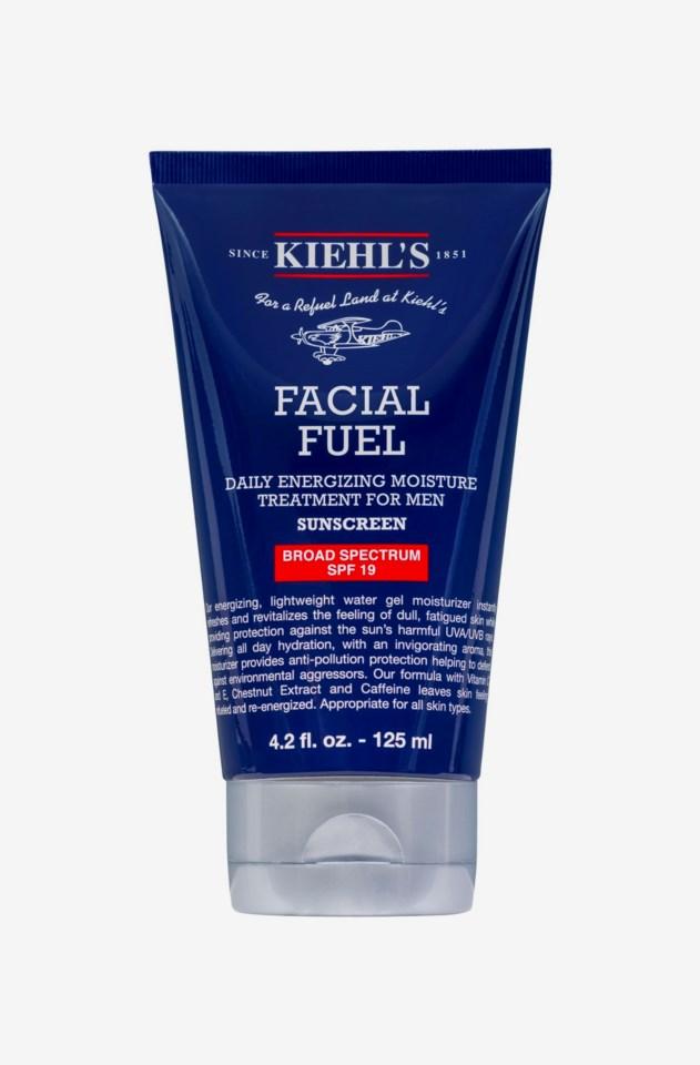 Facial Fuel Moisturiz.spf19 T125ml Facial Fuel Moisturizer 125ml
