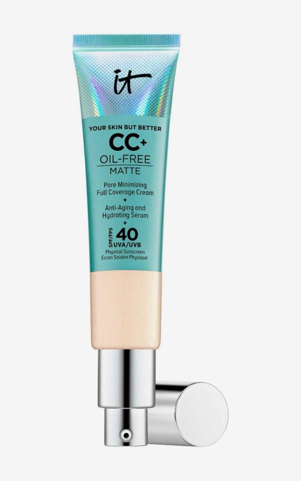 Your Skin But Better™ CC+™ Oil Free Matte 40+ Light