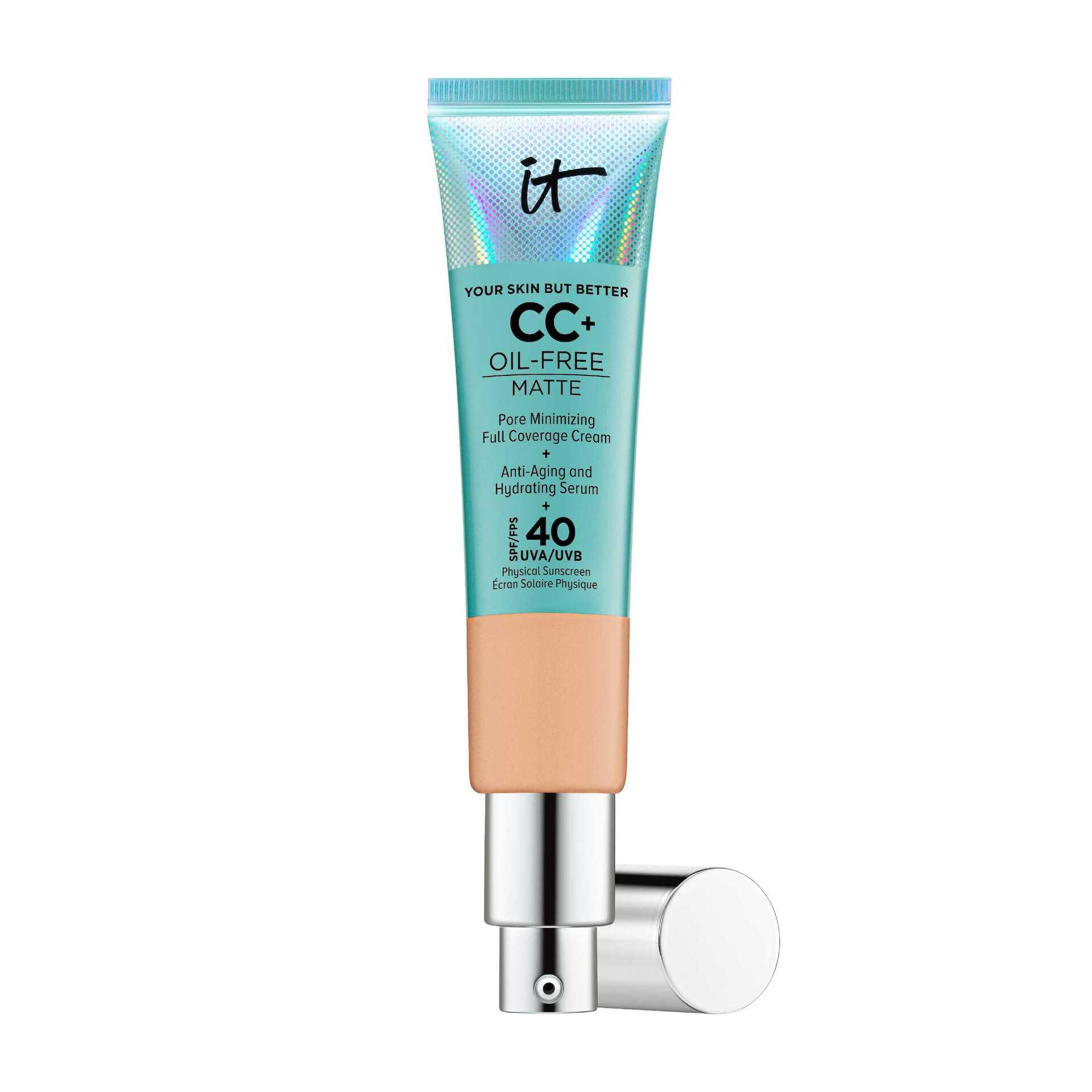 Your Skin But Better™ CC+™ Oil Free Matte 40+ Medium Tan