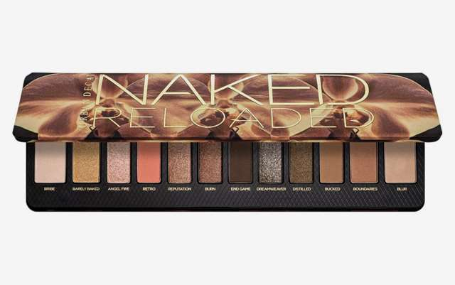 Makeup. Naked Reloaded Palette 79fe6394b054a