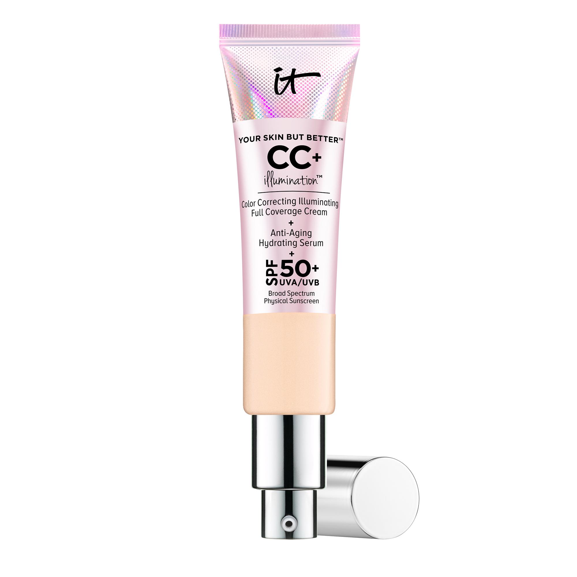 Your Skin But Better™ CC+ Illumination™ SPF 50+ Light Medium