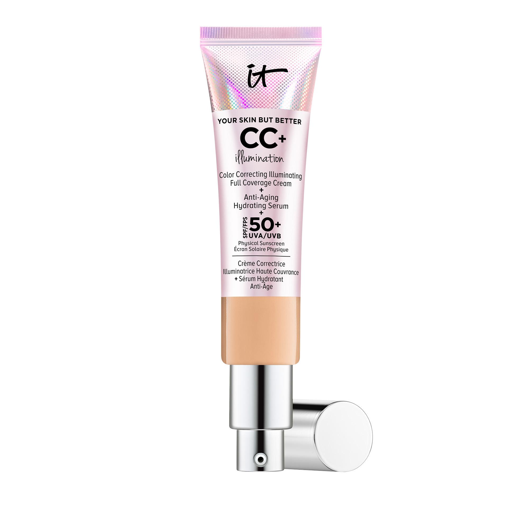 Your Skin But Better™ CC+ Illumination™ SPF 50+ Medium Tan