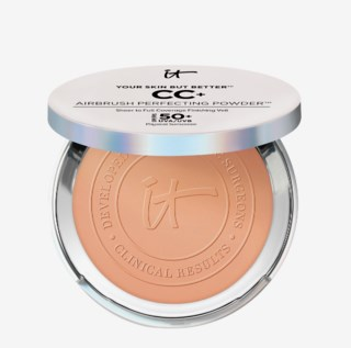 Your Skin But Better™ CC+ Airbrush Perfecting Powder™ SPF 50+ Tan
