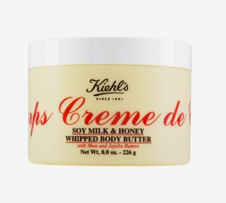 Creme de Corps Soy Milk & Honey Whipped Body Cream