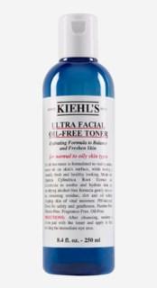 Ultra Facial Oil-Free Toner 250 ml 250ml