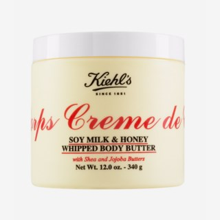 Creme De Corps Soy Milk & Honey Whipped Body Cream Creme de Corps Soy Milk & Honey Whipped Body Butt