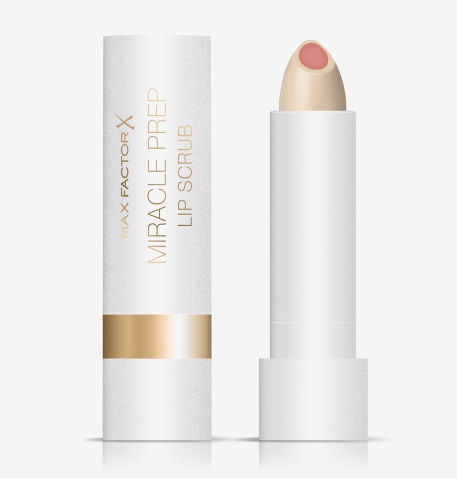 Lip Scrub & Moisture 4ml