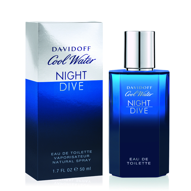Davidoff Cool Water Night Dive EdT 50ml