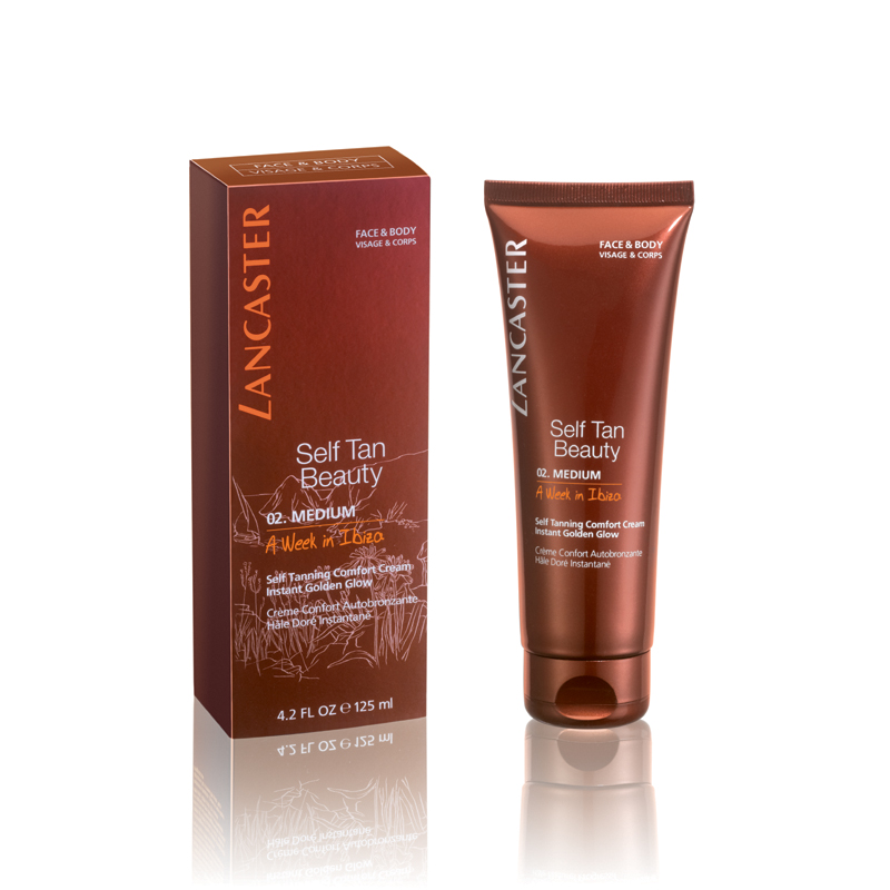 Self Tan Rich Balm Face and Body 125 ml